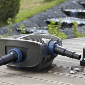 Pompes ruisseaux et filtrations